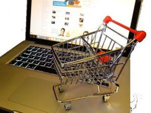 dagligvarer på nett er en erstatting for vanlig matbutikk